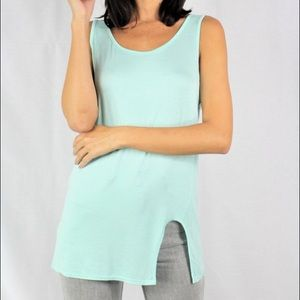 Final Price! Side Cut Tank Top